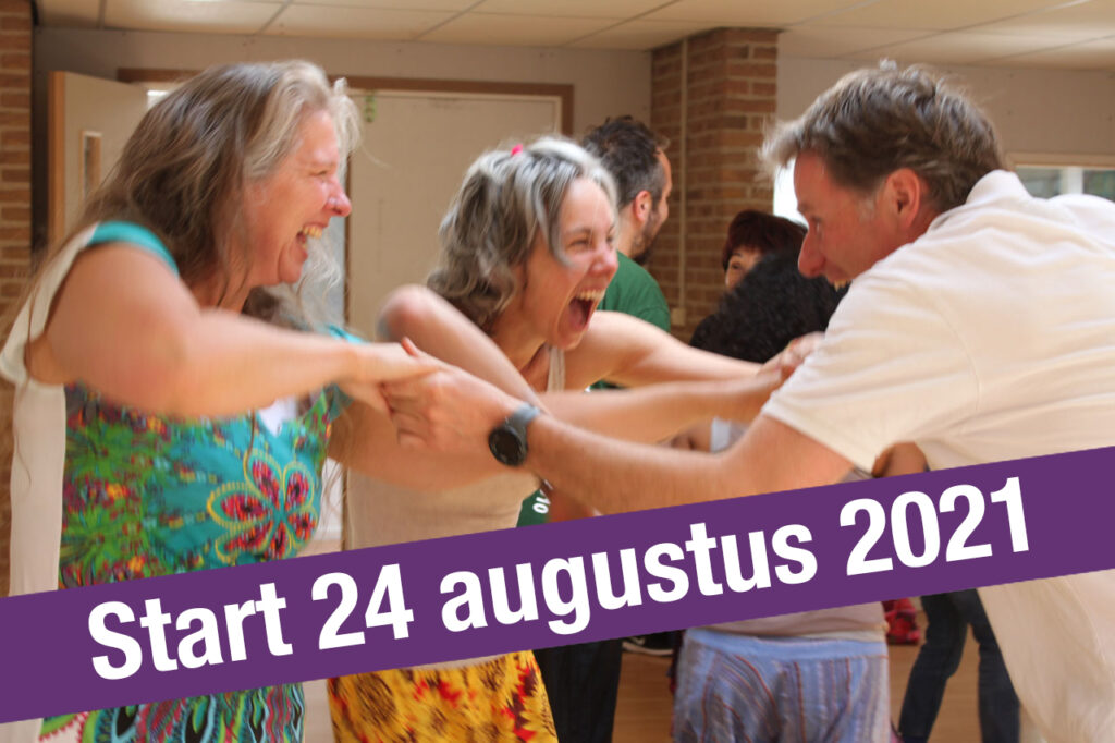 Start 24 augustus 2021 - Dinsdagavondgroep